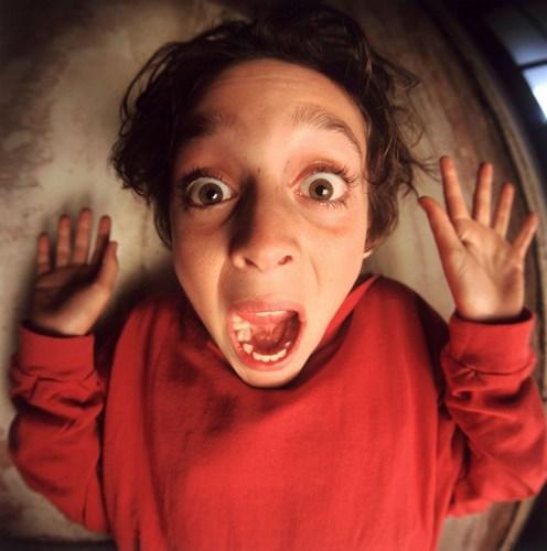 Скачать Дети и страх